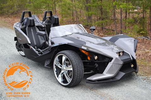 2015 Polaris SLINGSHOT in Lexington, North Carolina