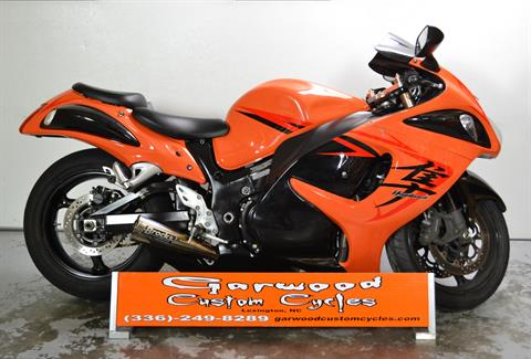 2008 Suzuki GSXR1300 in Lexington, North Carolina