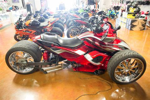 2010 Can-Am Spyder® RS SE5 in Lexington, North Carolina