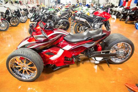 2010 Can-Am Spyder® RS SE5 in Lexington, North Carolina - Photo 4