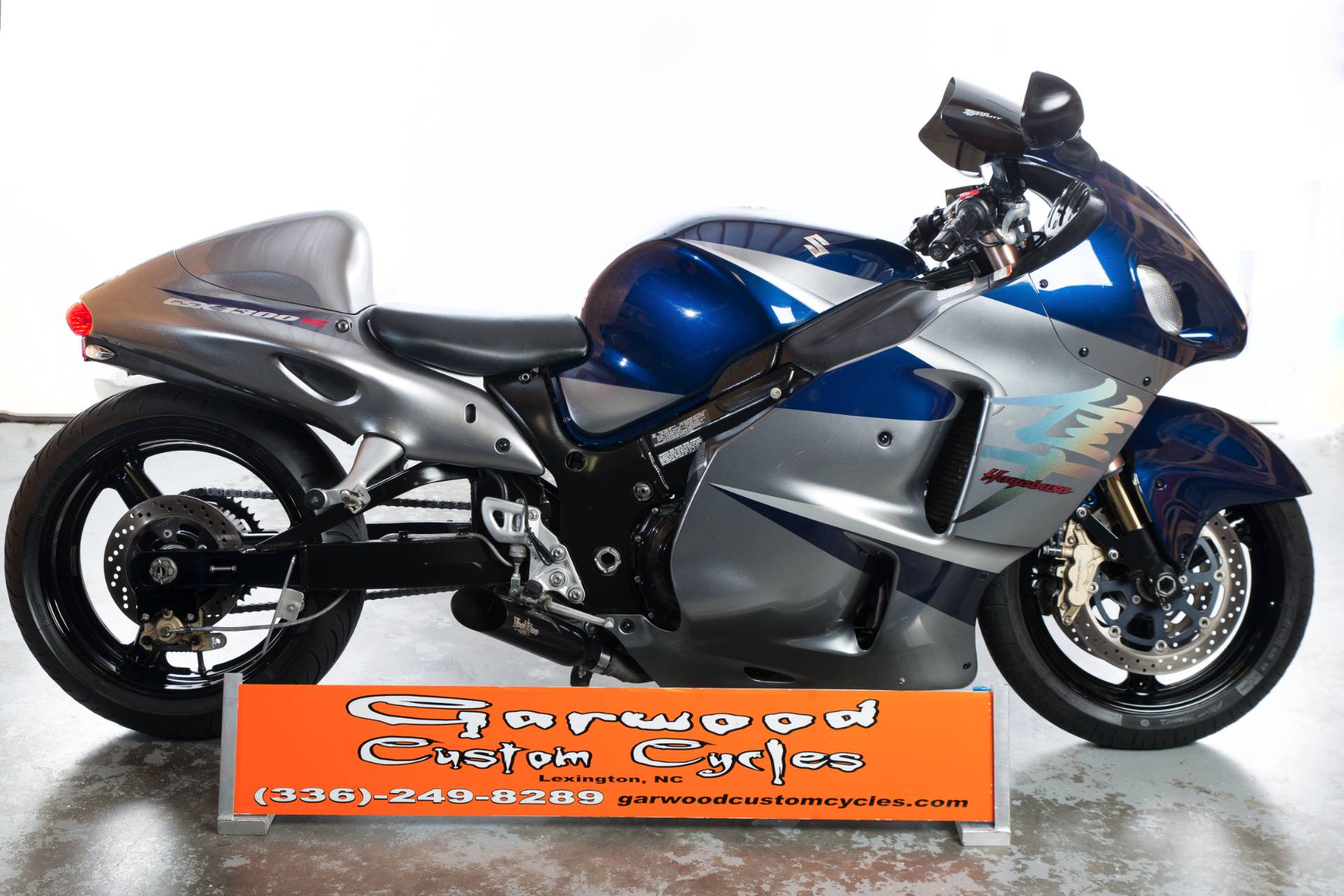 2007 Suzuki GSX-1300R in Lexington, North Carolina - Photo 1