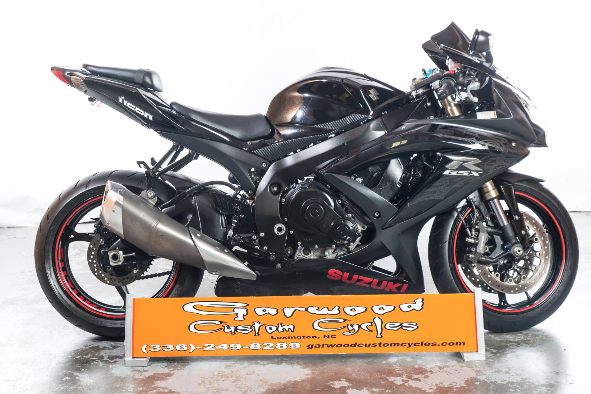 2009 Suzuki GSX-R600 in Lexington, North Carolina - Photo 1