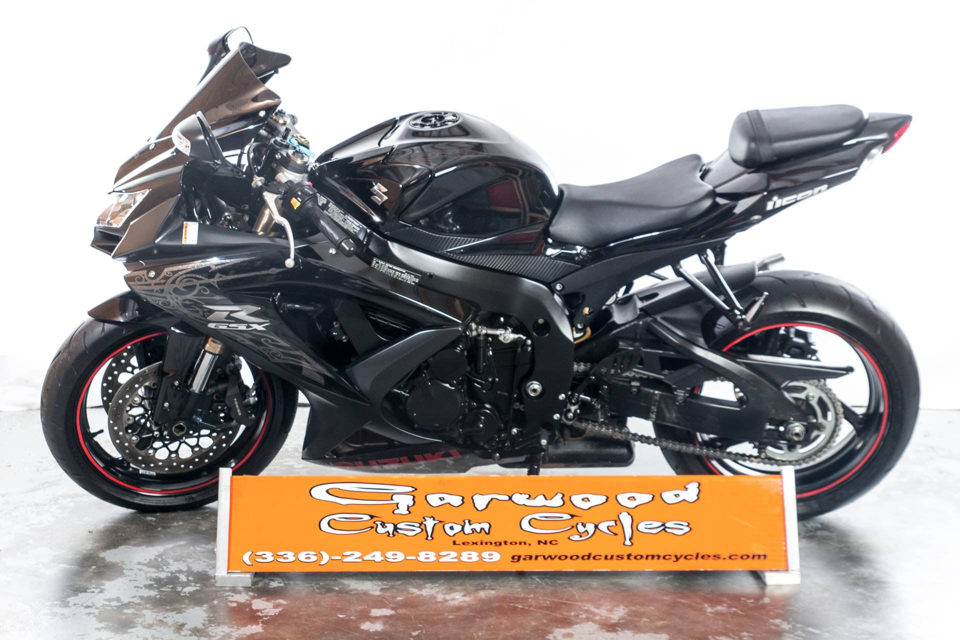 2009 Suzuki GSX-R600 in Lexington, North Carolina - Photo 5