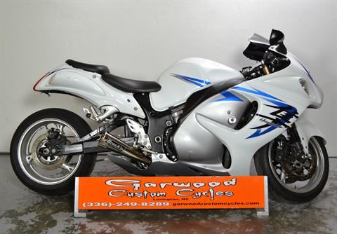 2009 Suzuki GSXR1300 in Lexington, North Carolina