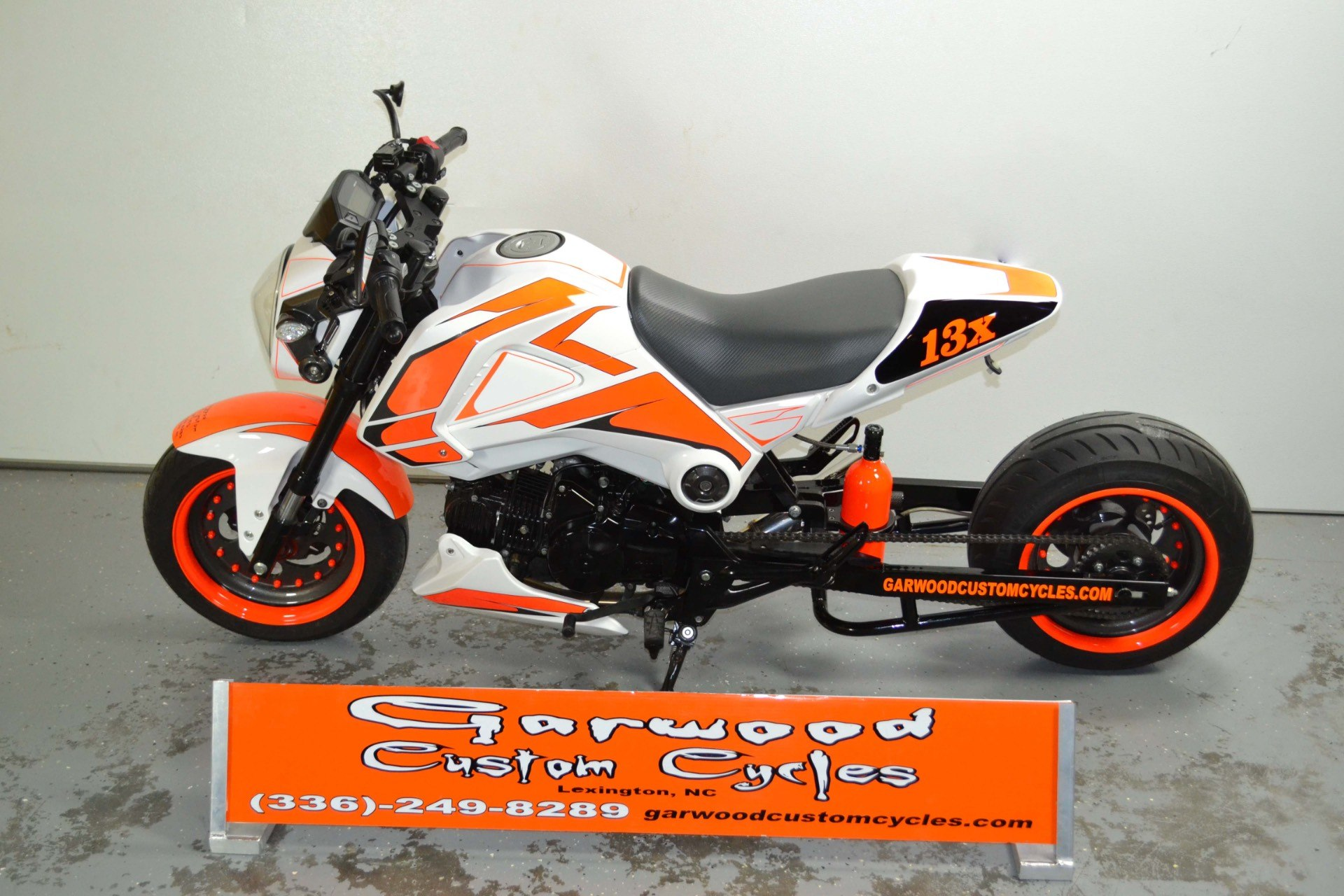 used 2014 honda grom motorcycles in lexington nc stock. Black Bedroom Furniture Sets. Home Design Ideas
