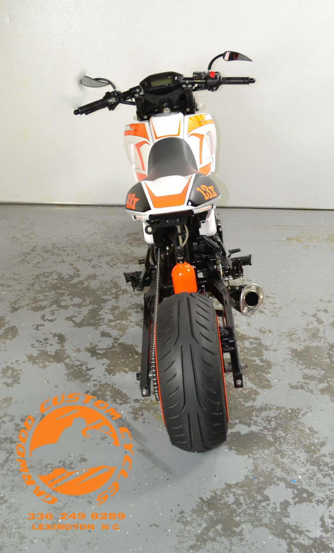 2014 Honda GROM in Lexington, North Carolina