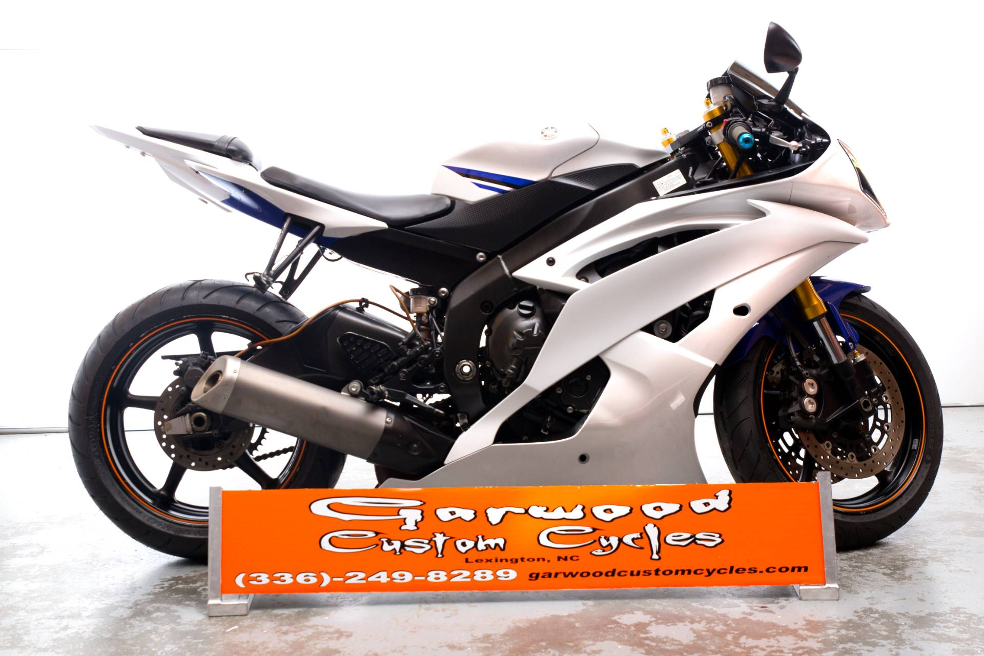 2009 Yamaha YZF-R6 in Lexington, North Carolina