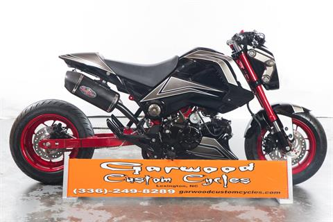2015 Honda GROM in Lexington, North Carolina - Photo 1