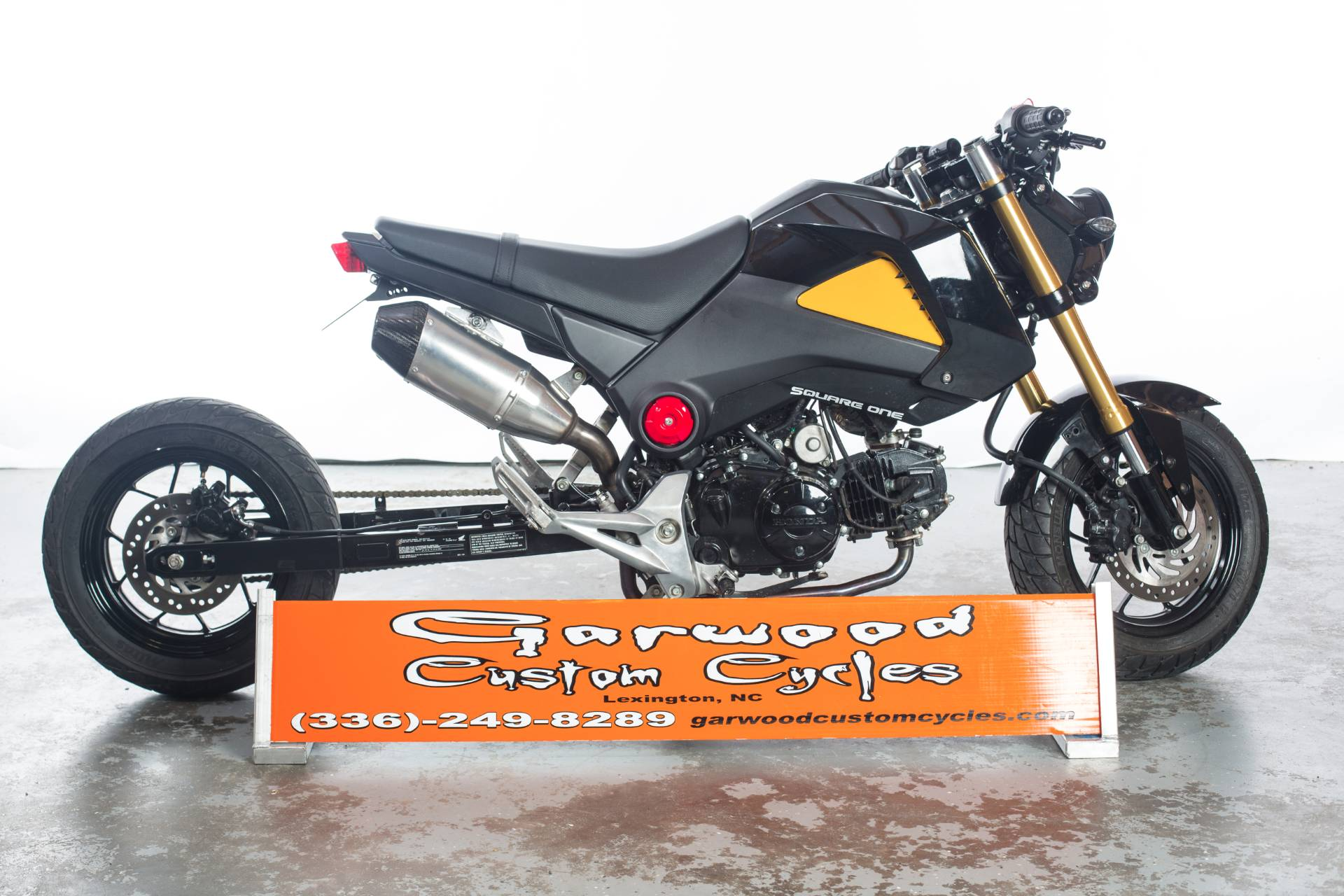 2015 Honda GROM in Lexington, North Carolina