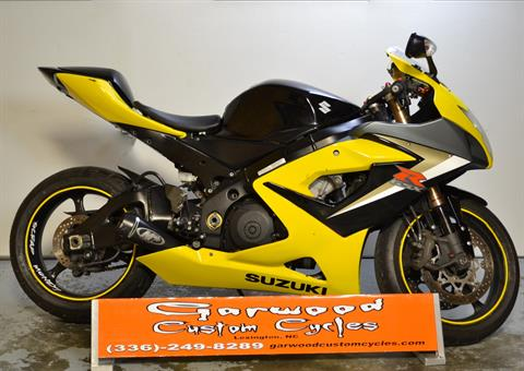 2005 Suzuki GSX-R1000 in Lexington, North Carolina