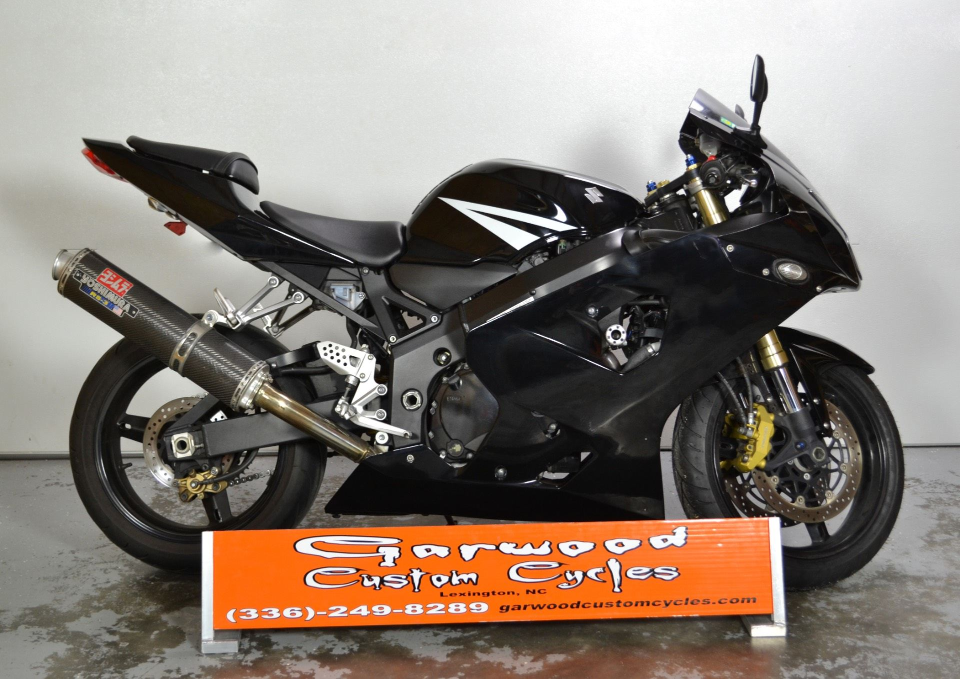 2005 Suzuki GSXR600 in Lexington, North Carolina