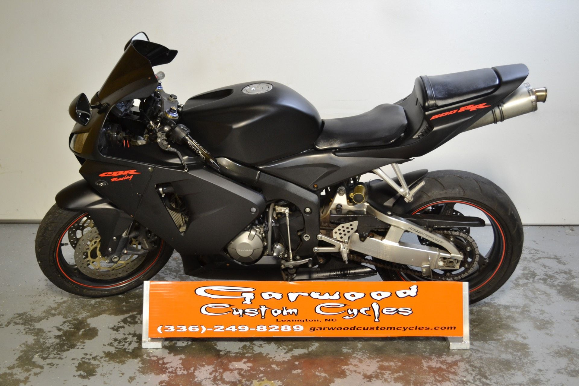 2005 Honda CBR-600RR in Lexington, North Carolina