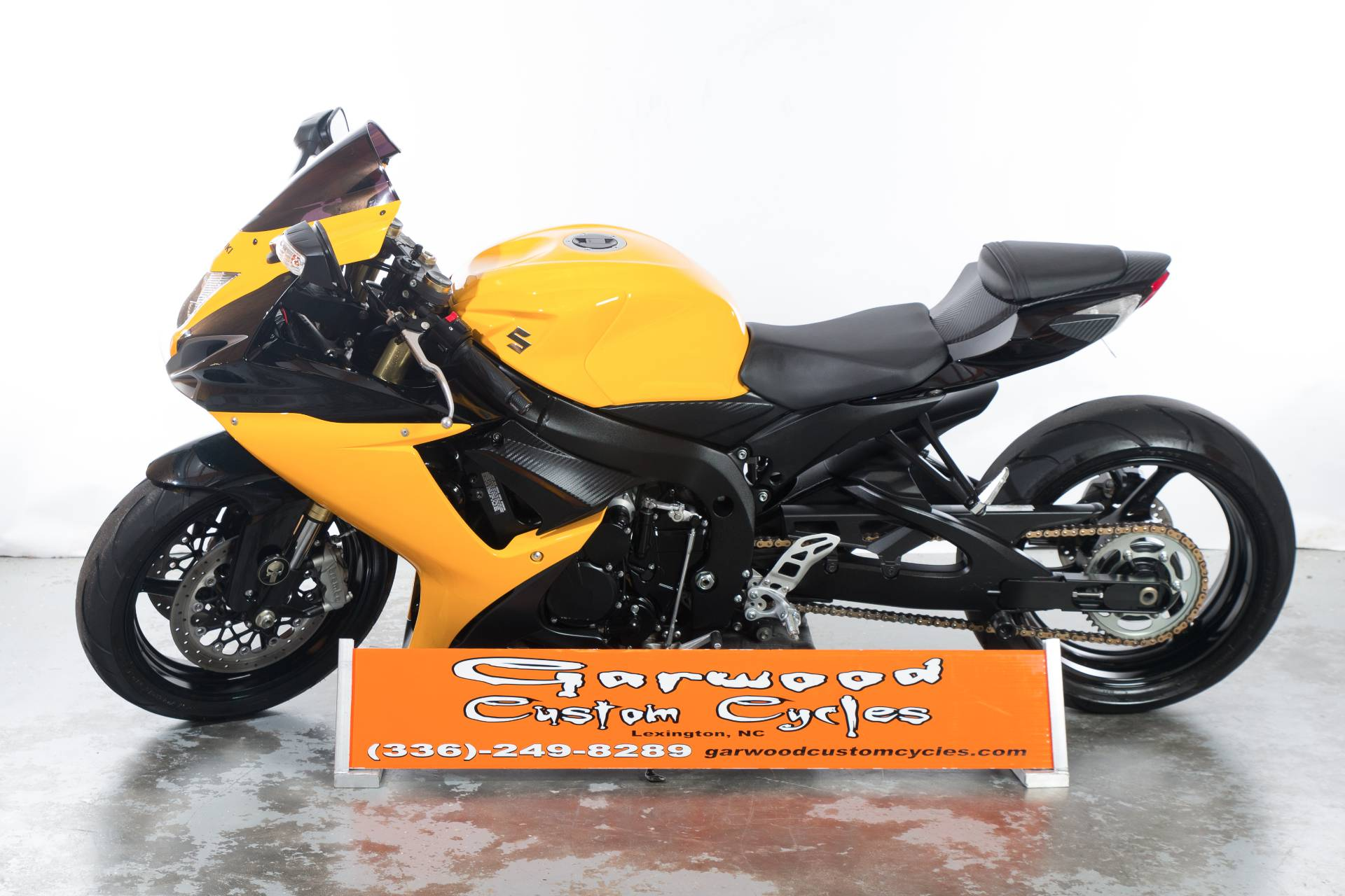 2012 Suzuki GSX-R 750 in Lexington, North Carolina - Photo 5