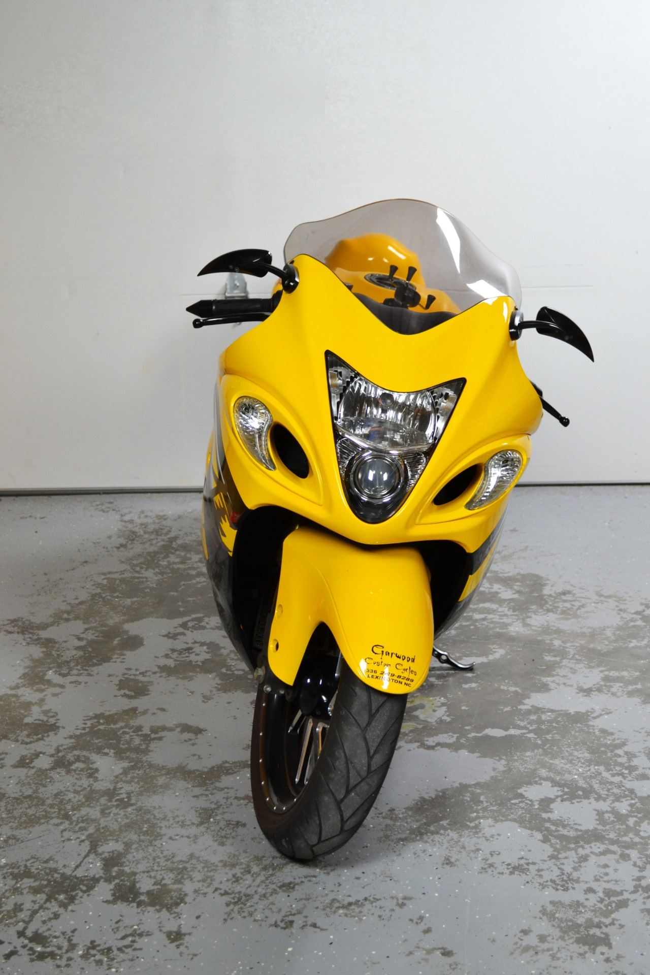 2009 Suzuki GSX-1300R in Lexington, North Carolina