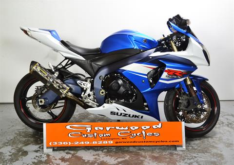 2011 Suzuki GSX-R1000 in Lexington, North Carolina