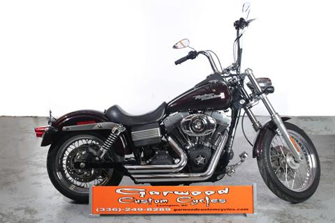 2007 Harley Davidson FXDB in Lexington, North Carolina