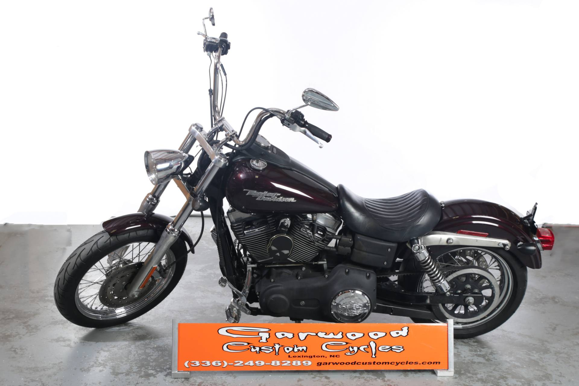 2007 Harley Davidson FXDB in Lexington, North Carolina - Photo 5