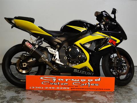 2006 Suzuki GSXR 750 in Lexington, North Carolina