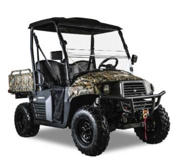 2019 Hisun HS400 UTV in Atlantic Beach, Florida