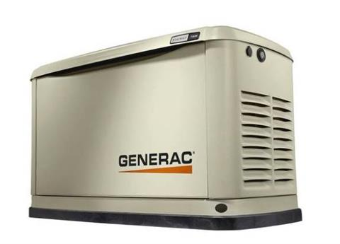 Generac 11KW HOME BACKUP GENERATOR WITH FREE MOBILE LINK in Atlantic Beach, Florida