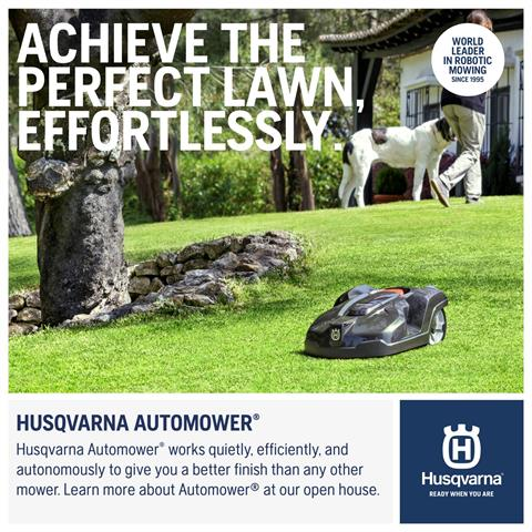 2018 Husqvarna Power Equipment Automower 430X in Jacksonville, Florida - Photo 7
