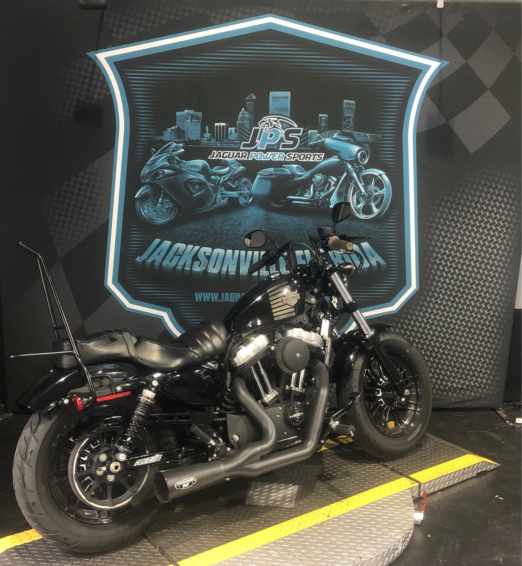 2016 Harley-Davidson Forty-Eight® in Jacksonville, Florida - Photo 2