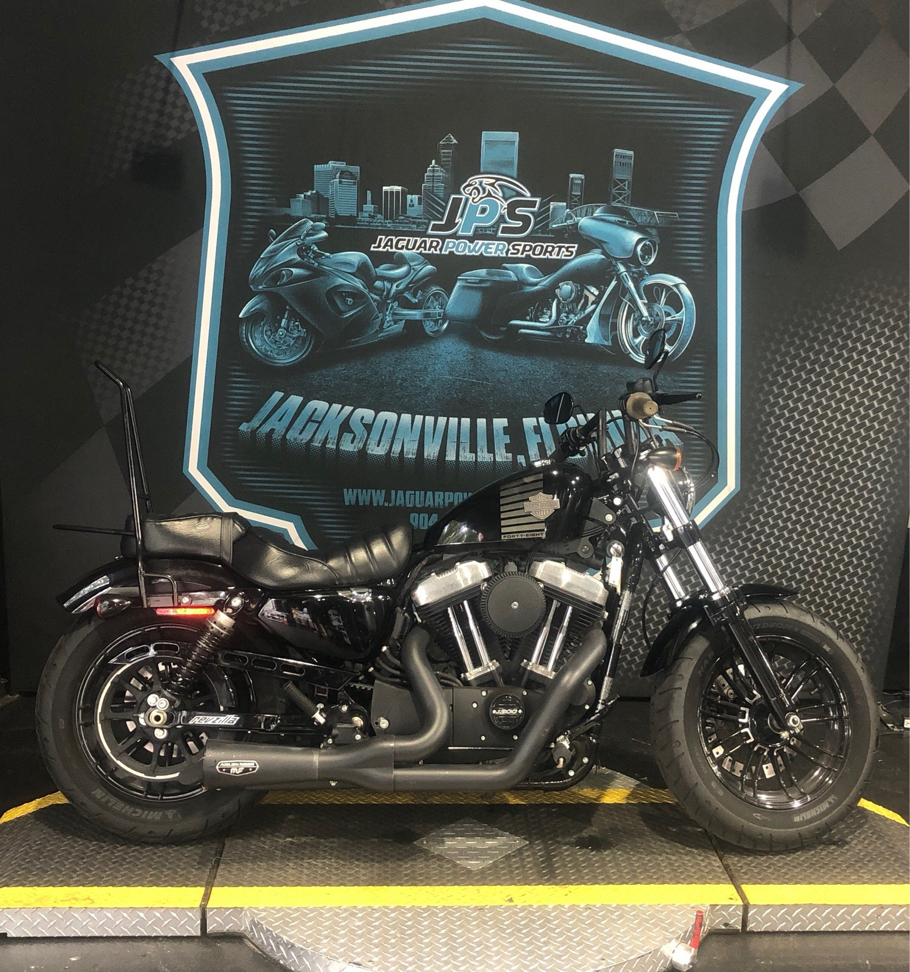 2016 Harley-Davidson Forty-Eight® in Jacksonville, Florida - Photo 3