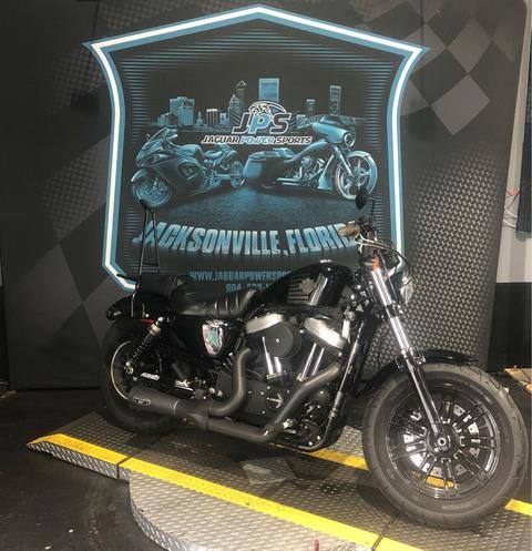 2016 Harley-Davidson Forty-Eight® in Jacksonville, Florida - Photo 1