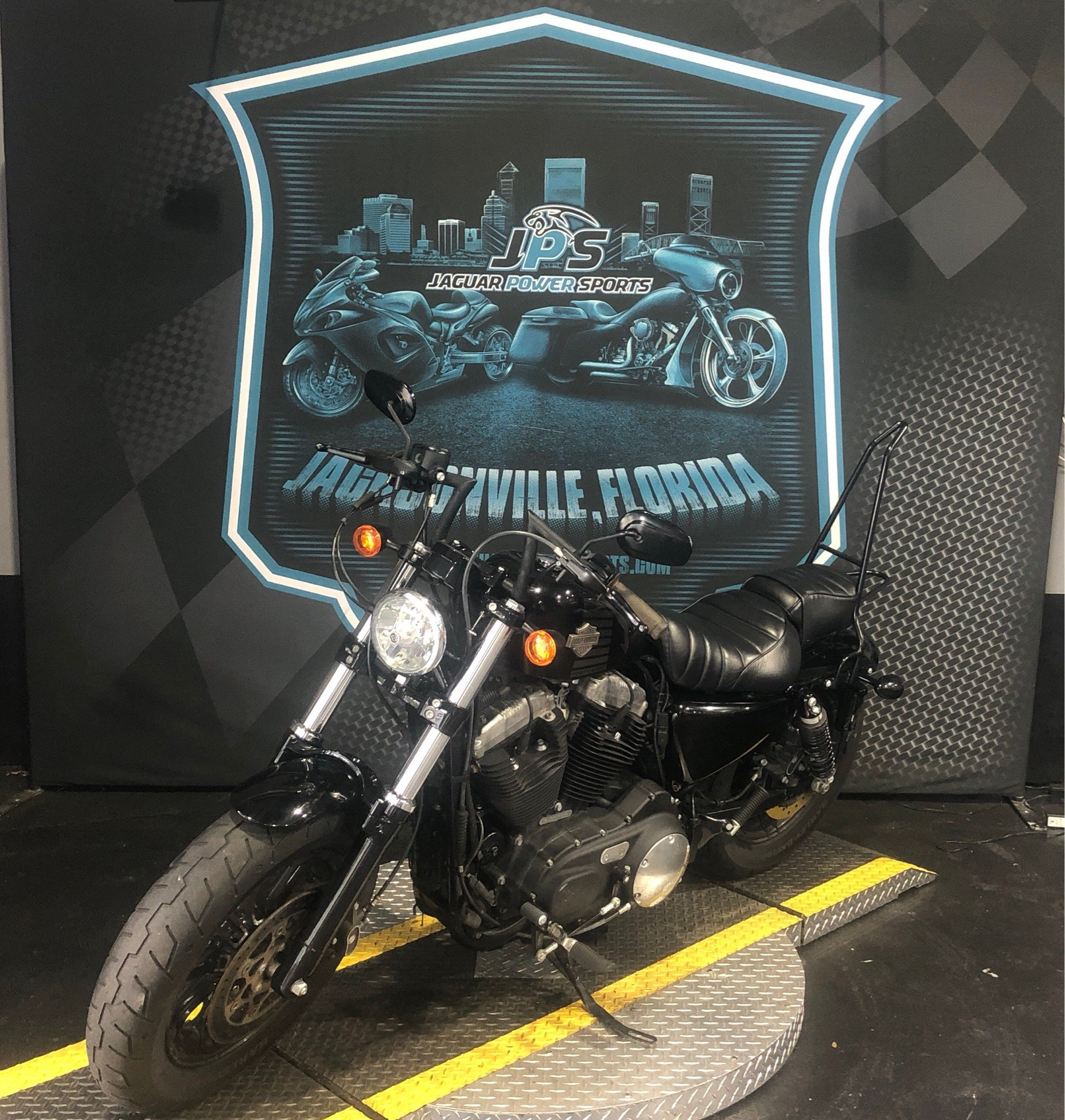 2016 Harley-Davidson Forty-Eight® in Jacksonville, Florida - Photo 5