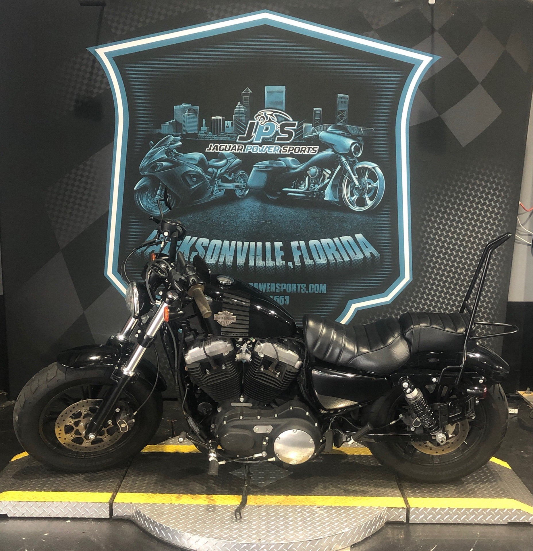 2016 Harley-Davidson Forty-Eight® in Jacksonville, Florida - Photo 6