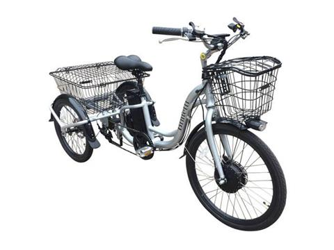 2020 Bintelli Trike Electric Bike in Jacksonville, Florida - Photo 1