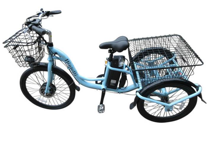 2020 Bintelli Trike Electric Bike in Jacksonville, Florida - Photo 4