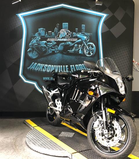 2016 Hyosung GT250R in Jacksonville, Florida