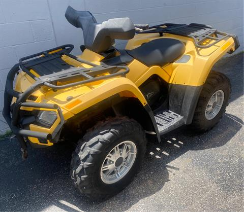2014 Can-Am Outlander™ XT™ 400 in Jacksonville, Florida - Photo 1