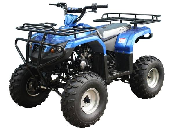 2017 Taotao USA ATA125F1 125cc Full Size Hunting in Jacksonville, Florida