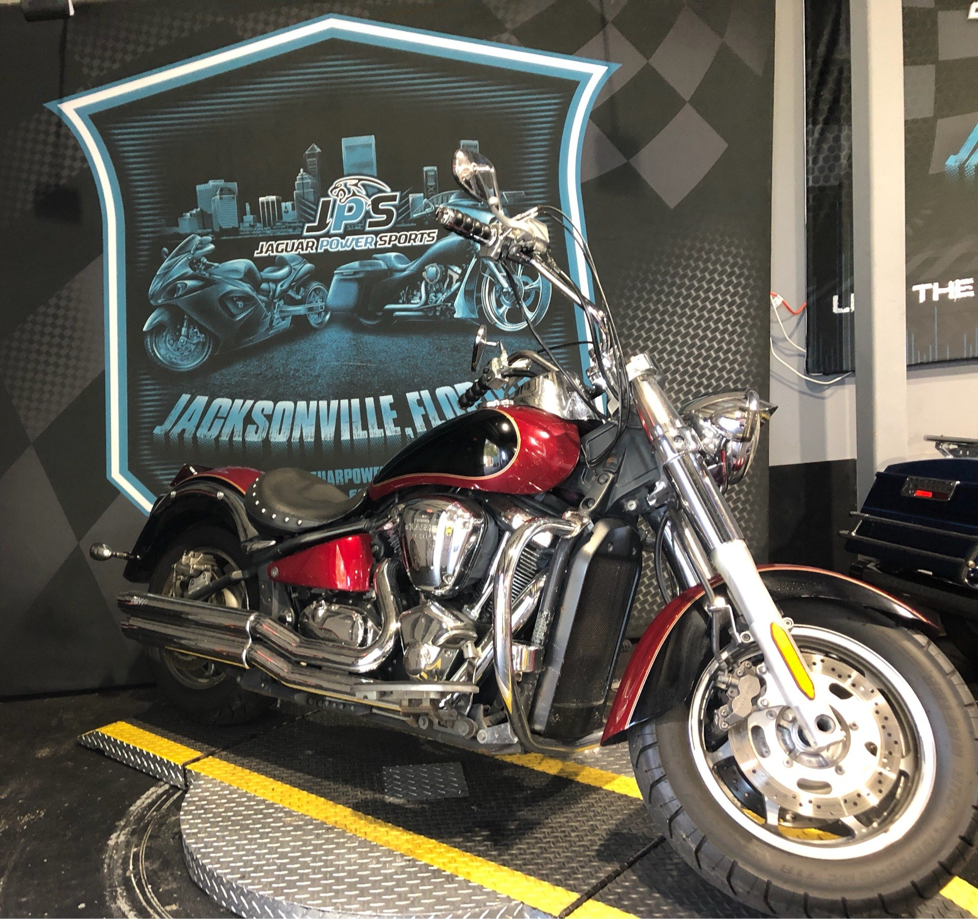 2007 Kawasaki Vulcan® 2000 Classic LT in Jacksonville, Florida - Photo 1
