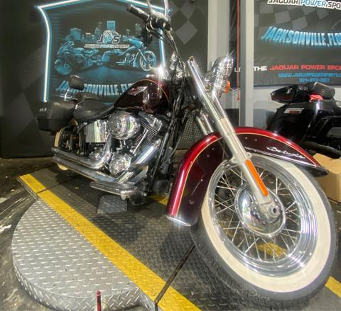 2015 Harley-Davidson Softail® Deluxe in Jacksonville, Florida - Photo 1