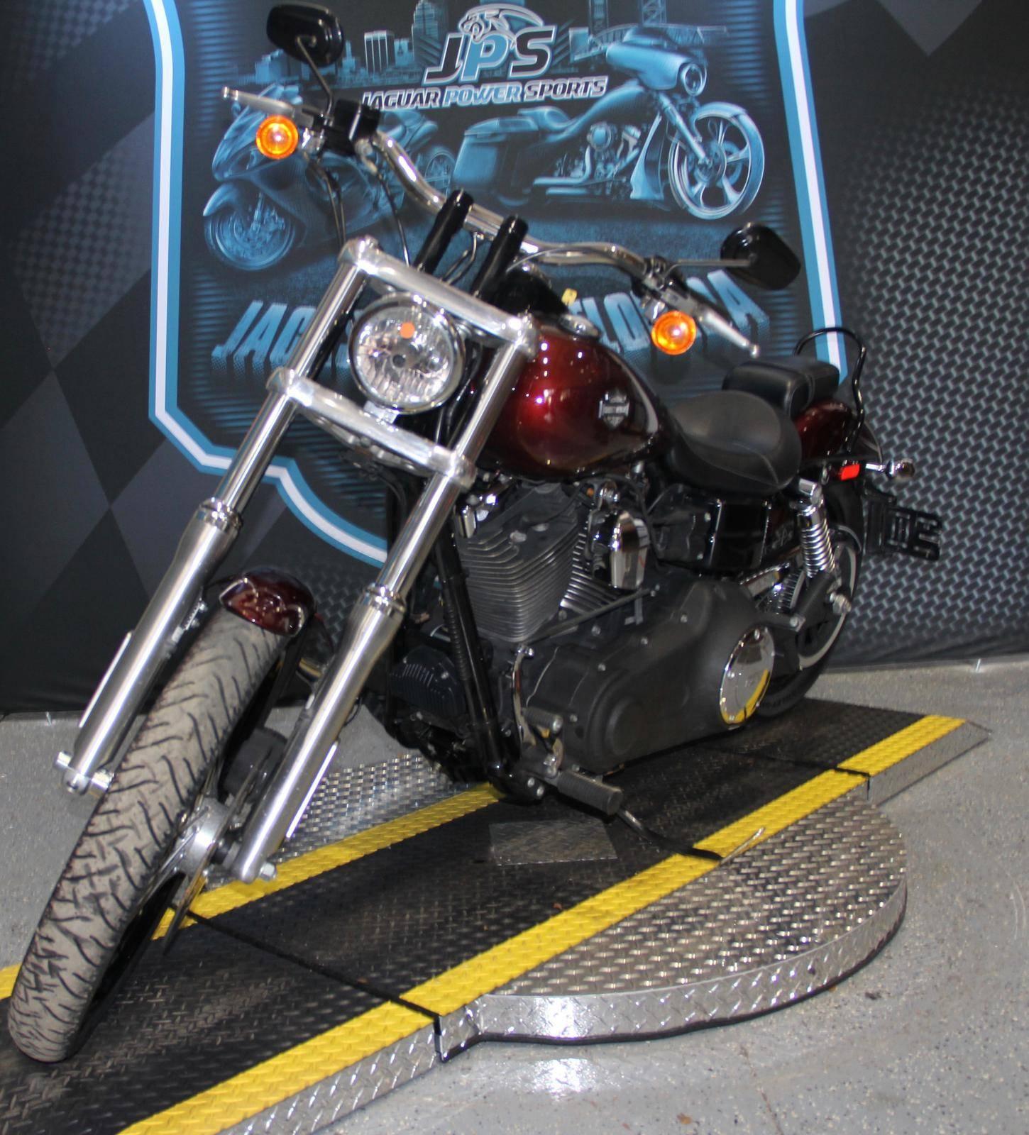 Used 2015 Harley-Davidson FXDWG 103 Motorcycles in Jacksonville, FL