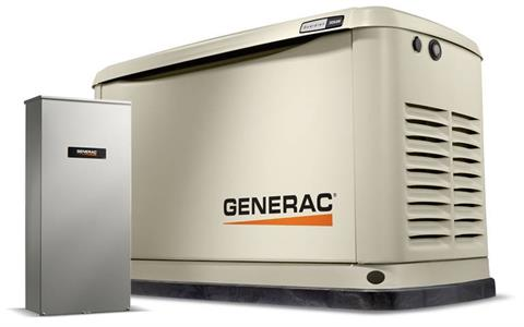 Generac Guardian 20kW Home Backup Generator with Whole House Switch WiFi-Enabled in Jacksonville, Florida