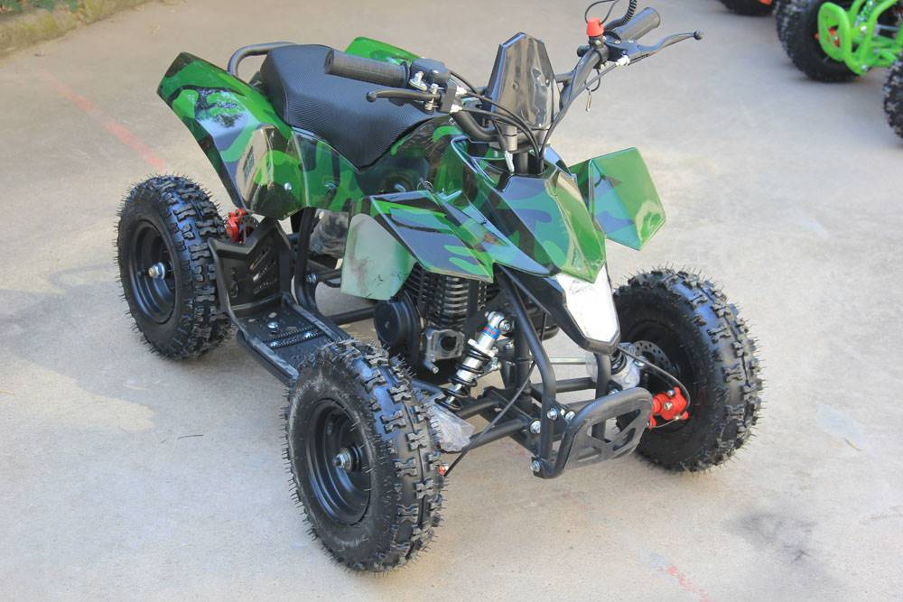 2020 Bintelli 40cc Mini Sport ATV in Jacksonville, Florida - Photo 10