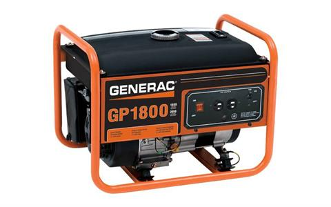 2018 Generac 1800 Watt Portable in Jacksonville, Florida