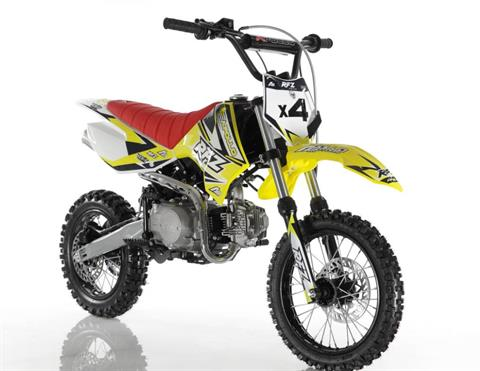 2018 Cougar X4 Dirt Bike in Jacksonville, Florida