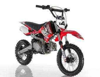 2019 Cougar X4 Dirt Bike in Jacksonville, Florida - Photo 1