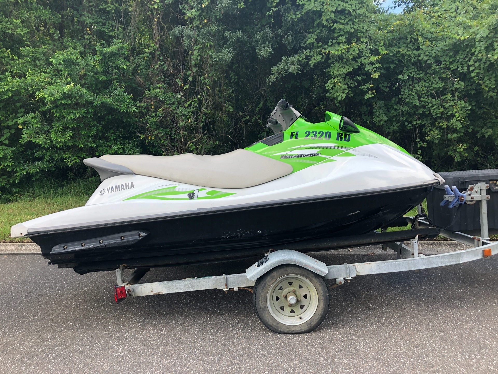 2016 Yamaha PAIR VX SKIES WITH TRAILER in Jacksonville, Florida - Photo 2