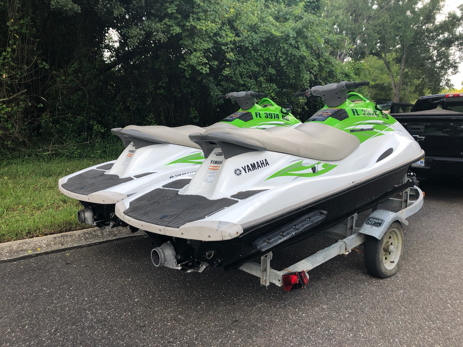 2016 Yamaha PAIR VX SKIES WITH TRAILER in Jacksonville, Florida - Photo 3