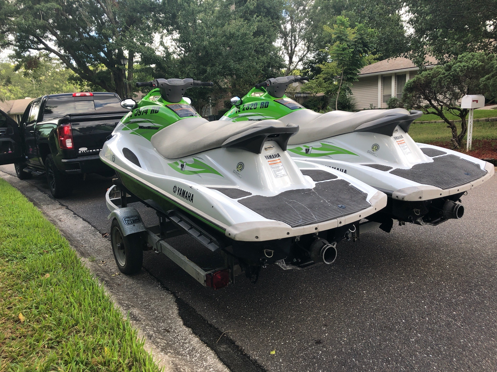 2016 Yamaha PAIR VX SKIES WITH TRAILER in Jacksonville, Florida - Photo 5