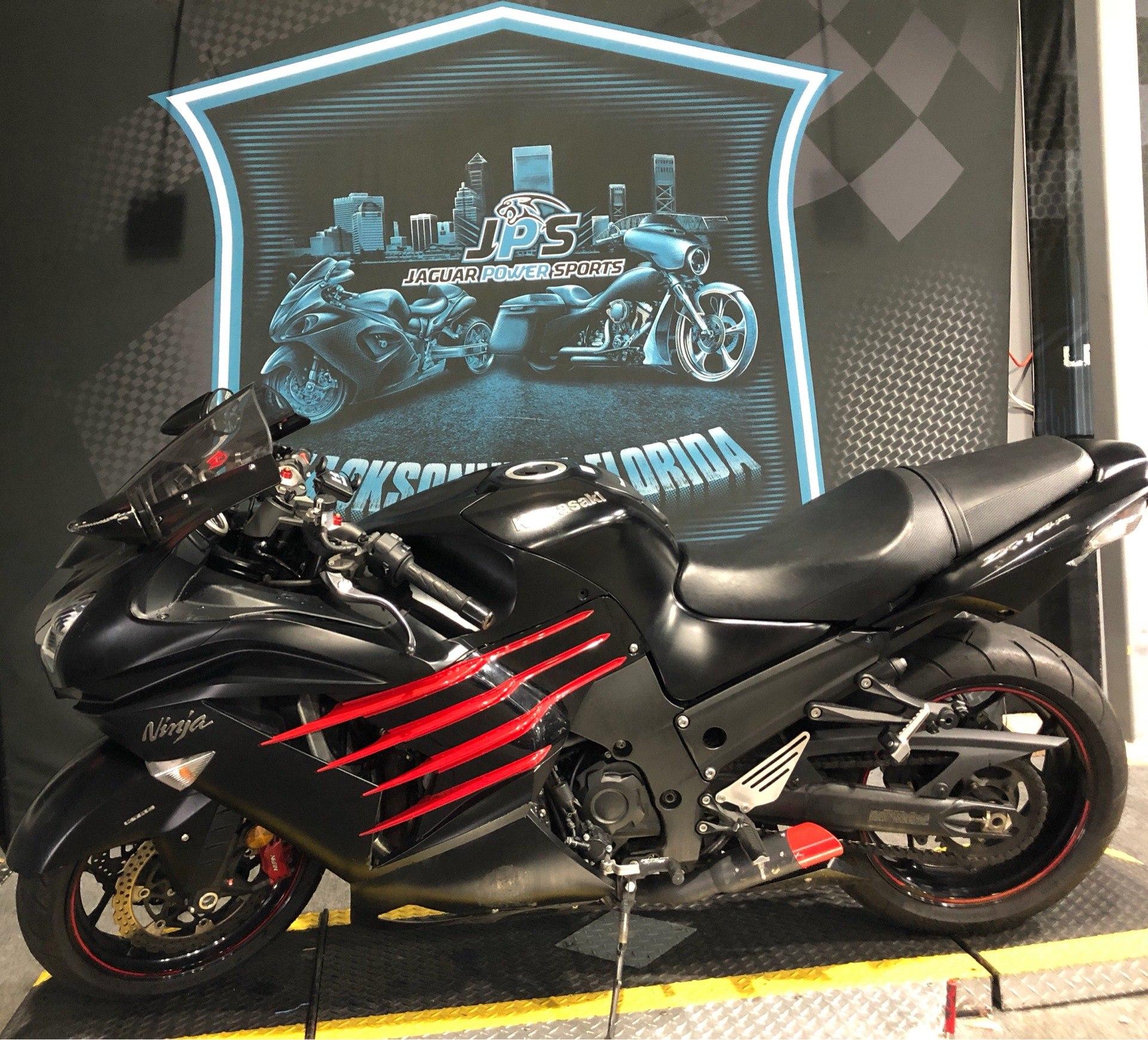 Ninja 1400cc 2013