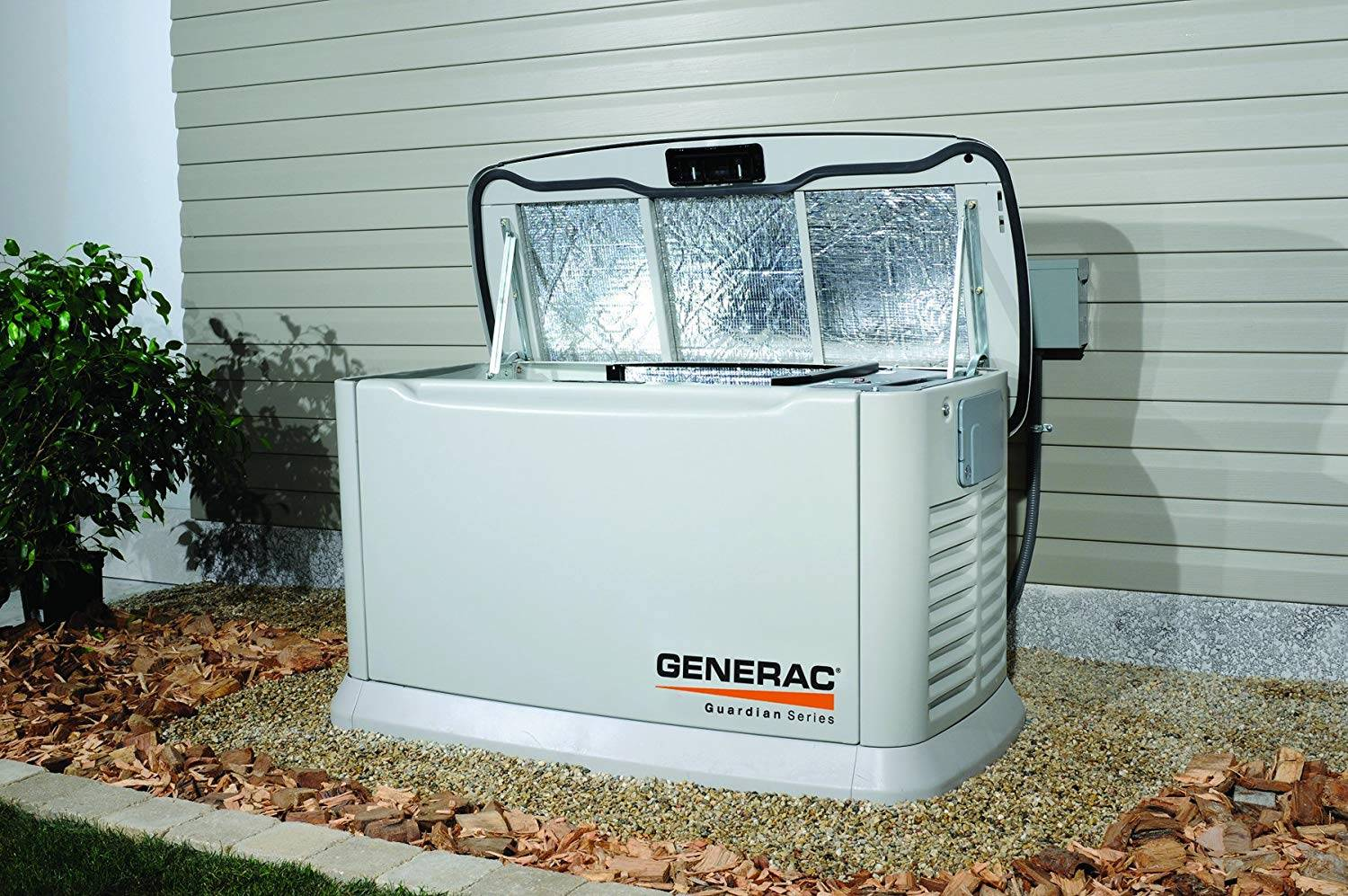 2019 Generac Guardian 22kW Home Backup Generator with Whole House Transfer Switch WiFi-Enabled in Jacksonville, Florida - Photo 1