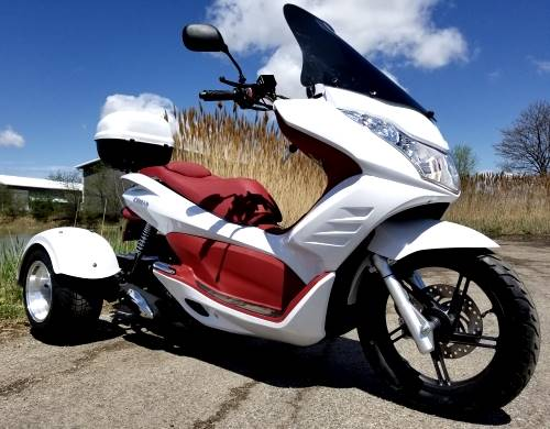 2019 Icebear 150CC CYCLONE TRIKE in Jacksonville, Florida - Photo 5