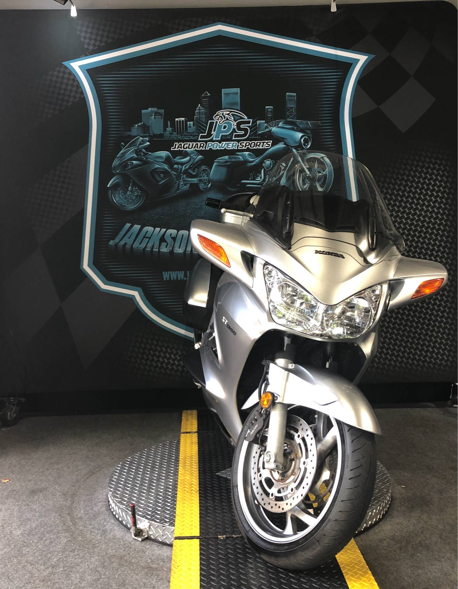 used 2007 honda st 1300 abs motorcycles in jacksonville fl stock number hon500701. Black Bedroom Furniture Sets. Home Design Ideas